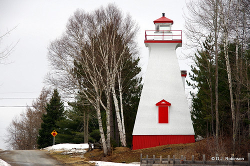 Wilmot Bluff Lighthouse