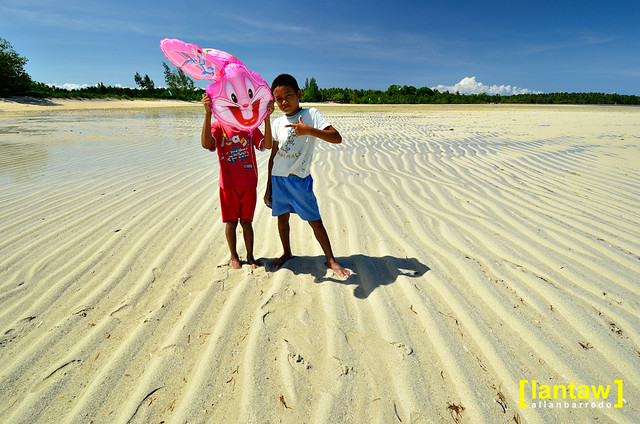 Cagbalete Lowtide: Bugs and I