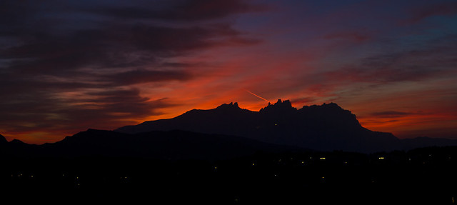Capvespre a Montserrat, Vacarisses (E)