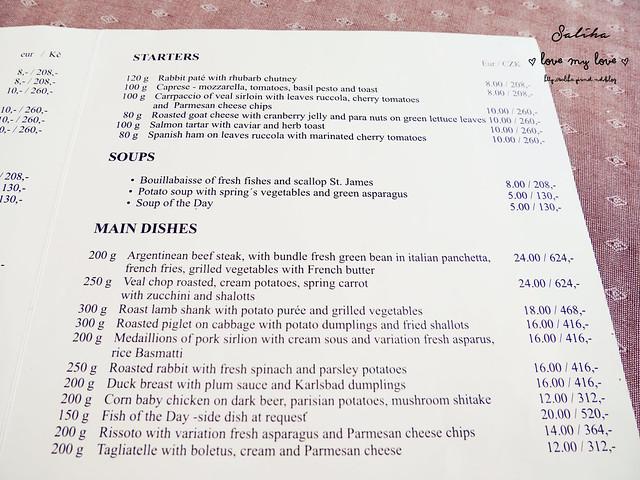 Hanavsky Pavilon交饗情人夢布拉格絕美景觀餐廳下午茶 (5)