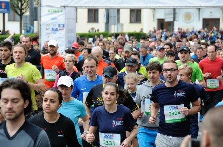 O víkendu na mistrovský půlmaraton do Pardubic nebo masovější akci v Brně