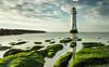 Perch Rock Lighthouse, New Brighton, Merseyside