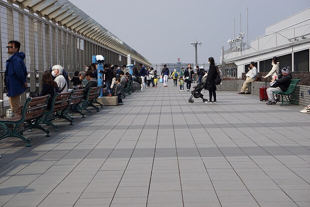 170415 成田空港展望台1