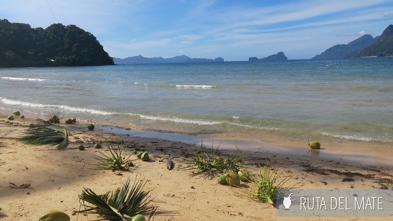 Palawan El Nido Port Barton Filipinas (10)