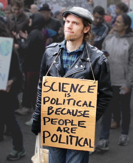 Science is Political