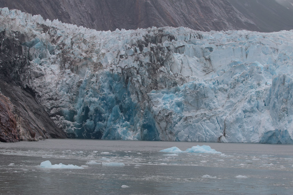 North Sawyer Glacier | Alaska Cruise Excursion