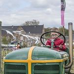 Bloesem- en traktorzegening 2017