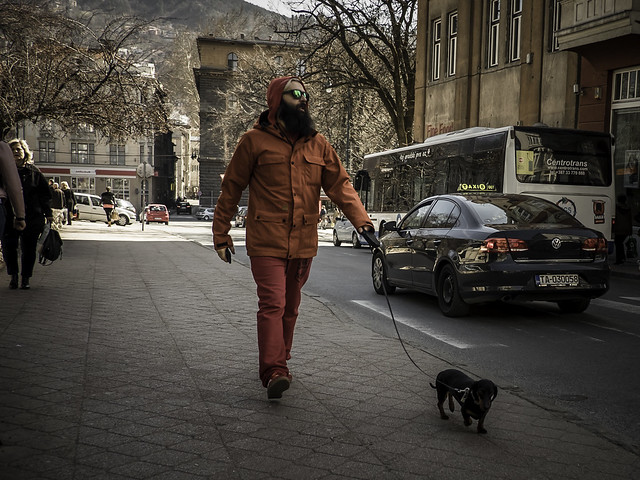 Sarajevo Orange Is The, Fujifilm X-E2, XF18mmF2 R