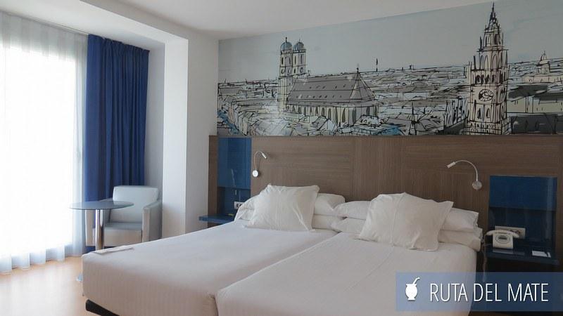 Hotel Blue Coruña Sercotel (1)