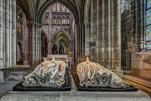 Basilique Cathédrale de St-Denis - HDR