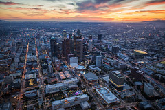 DTLA Sunset
