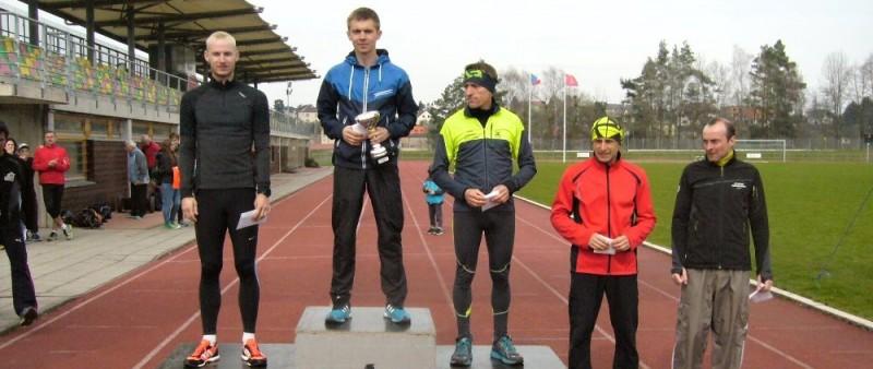 Litomyšlskou dvanáctku ovládli atleti z Nového Města na Moravě