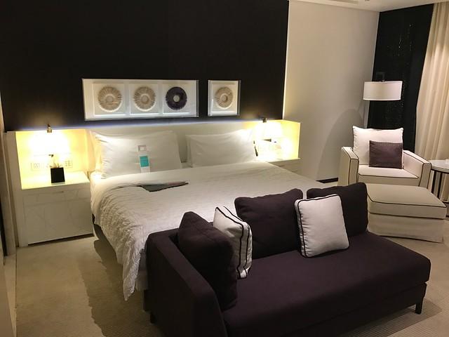 Chambre Royal Club - Le Meridien Dubai