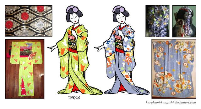 Japan - Maiko Kitsuke