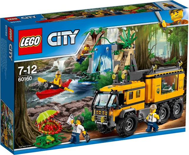60160 Mobile Jungle Lab 1
