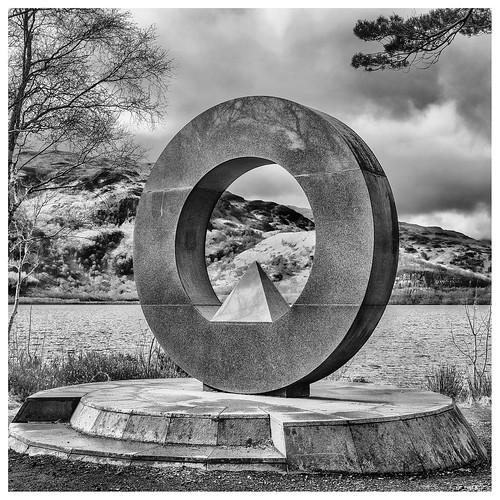 Park Memorial, Rowardennan  Loch Lomond 014 copy