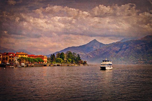 Lake Como near Menaggio, Pentax K-7, Sigma 18-250mm F3.5-6.3 DC OS HSM