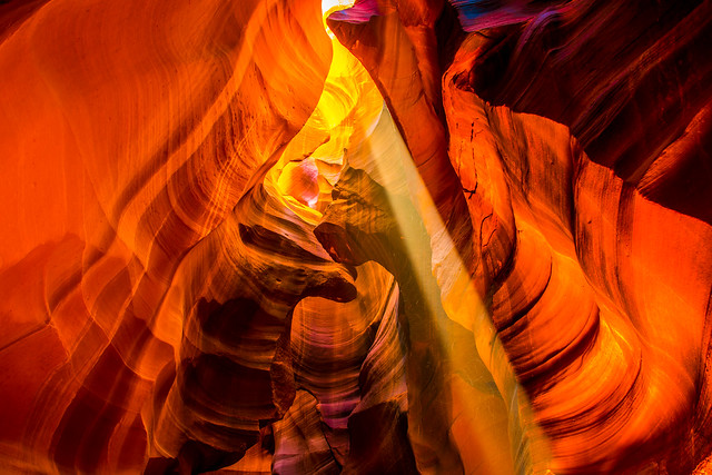 Antelope Canyon Slot Canyons Upper Antelope Canyon 45Epic Dr. Elliot McGucken Fine Landscape and Nature Photography!