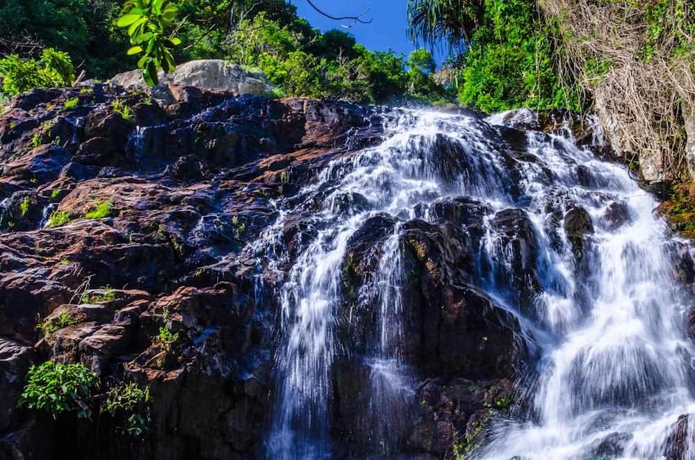 Nuameng Waterfall