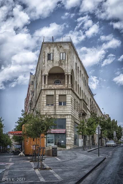 Shlomzion HaMalka Street, Jerusalem, Fujifilm X-E1, XF27mmF2.8
