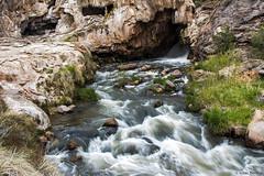 Flowing through the Dam
