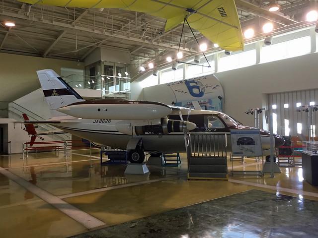 航空館boon MU-2 JA8626 IMG_1049