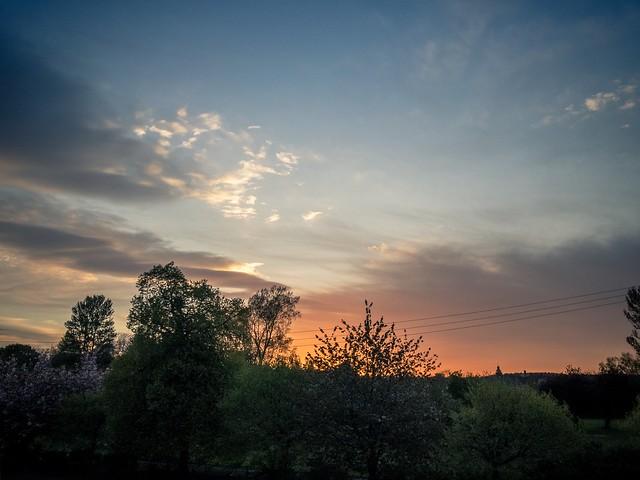 #sunset #glasgow
