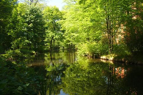 Park der Burg Wissem, Troisdorf