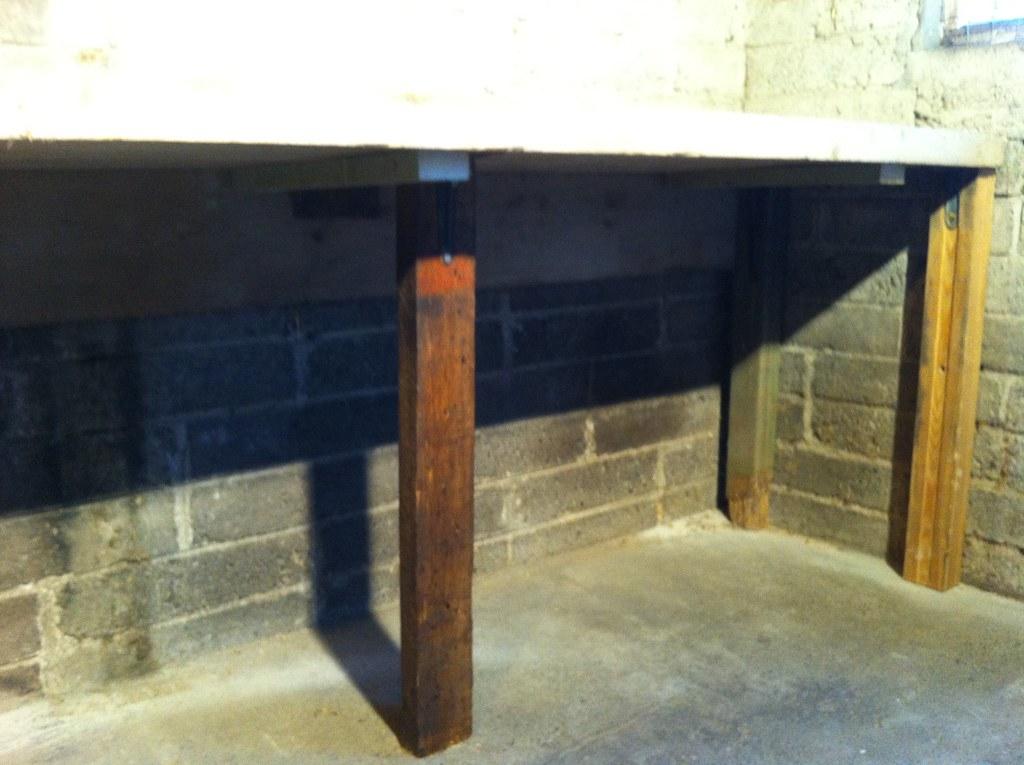 Bench step 3
