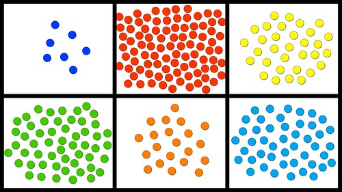 Counting to 100 with Colorful Dots: Free Baby Math Video