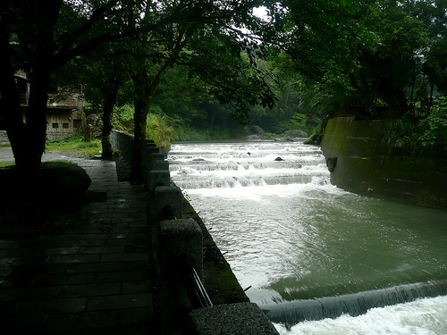 River View in Fushan (福山)