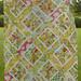 Lattice Work String Quilt 2 by Marci Girl Designs