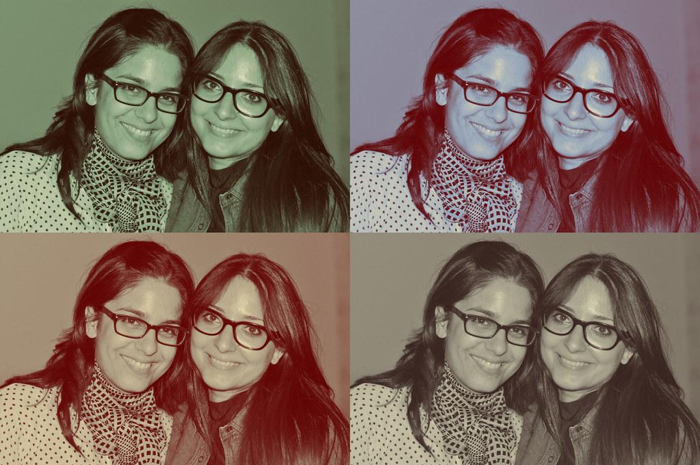 Nushin & Giorgia
