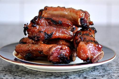 Sườn Nướng - Vietnamese Grilled Pork Chops/Ribs