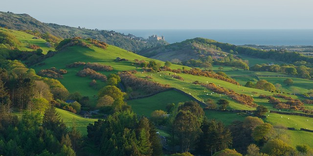 Harlech Castle, Snowdonia