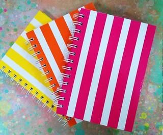 Sunburst Carnival Journals