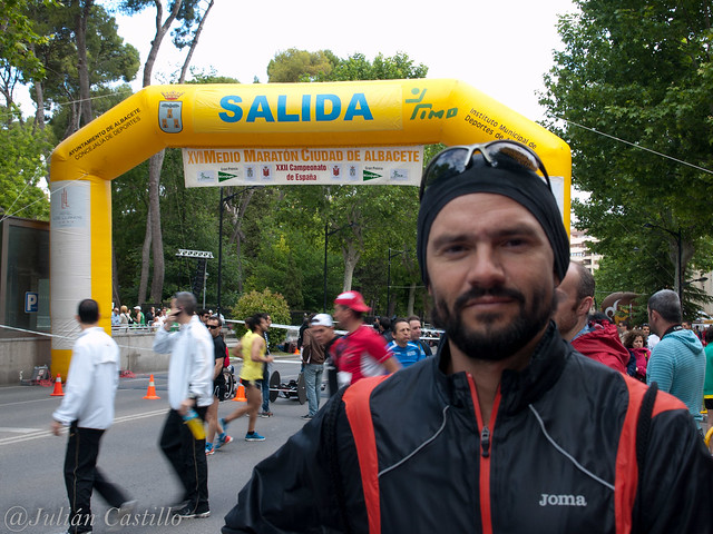 Media Maratón Albacete 2013
