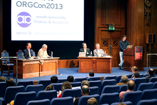 Snoopers' Charter debate at ORGCon2013