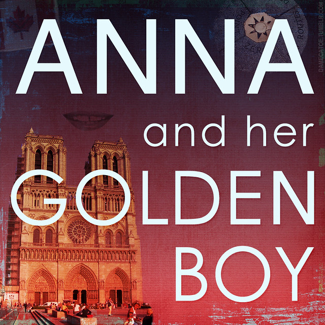 Anna and her Golden Boy