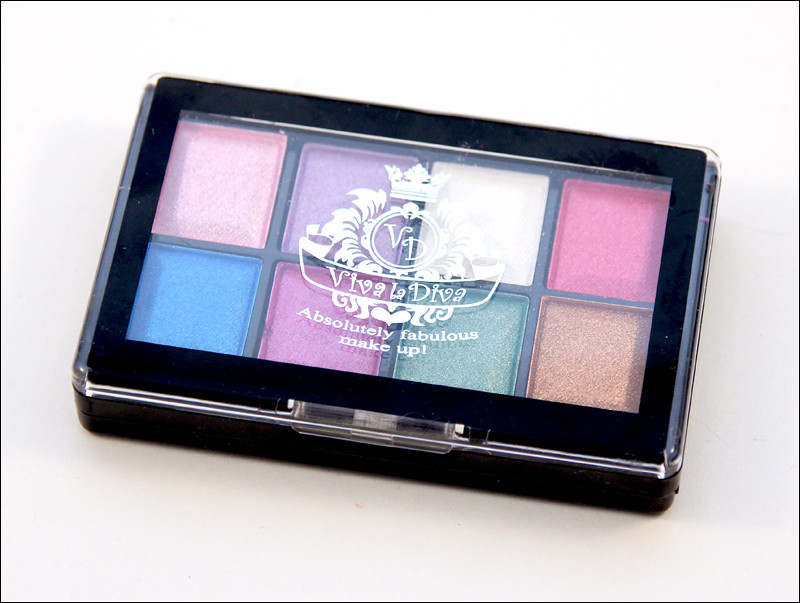 Viva la Diva Makeup kit eyes-face & cheek 32