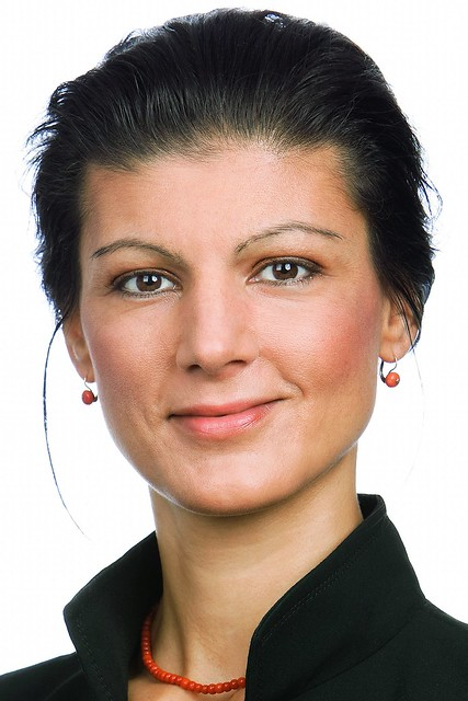 Header of Sahra Wagenknecht