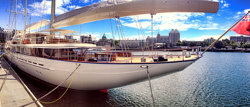 World's largest privately owned sailing yacht.   90 metre yacht, for sale for $95 million!
