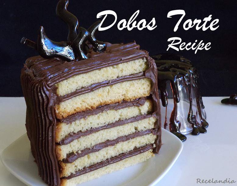 Dobos Torte Recipe - All food Recipes