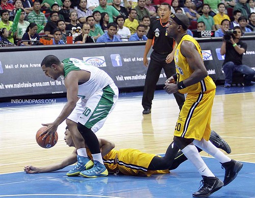 UAAP Season 76: DLSU Green Archers vs. UST Growling Tigers, June 29