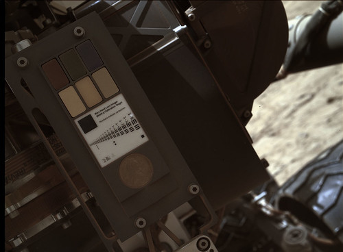 Curiosity sol 322 0322MH0216001000C