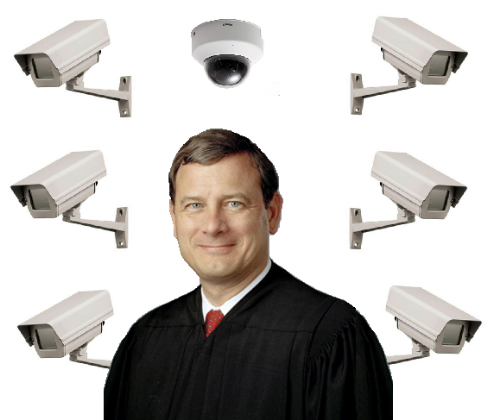 John Roberts Appointed all the Surveillance Court Judges from Flickr via Wylio