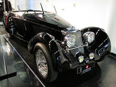 1937 Squire Drophead Coupe 1