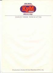 kfm letterhead