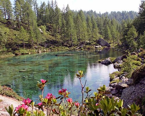 Lago delle streghe - Alpe Devero