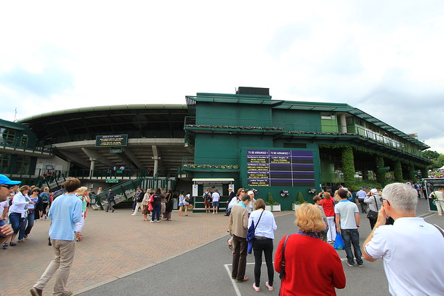 London: The day I went to Wimbledon